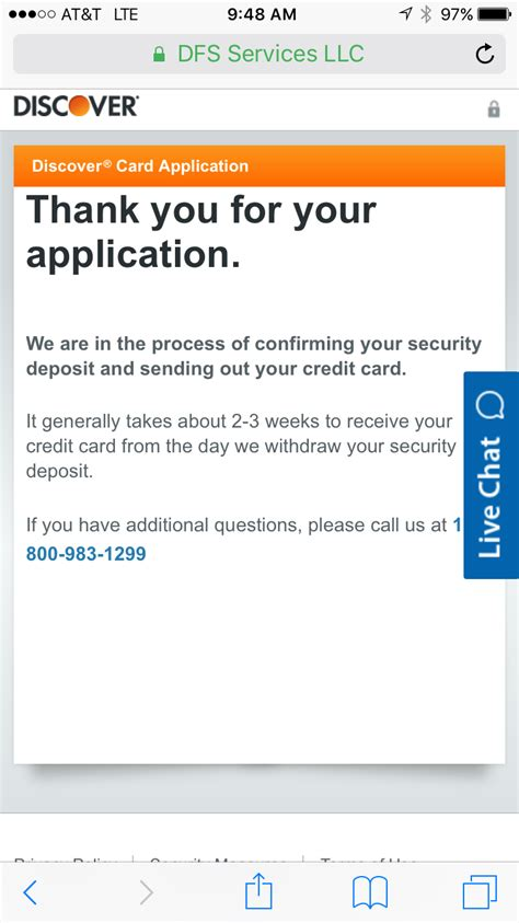 Forum Credit Union Secured Credit Card approved discover it secured page 3 myfico