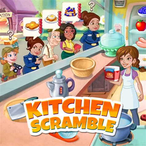 Kitchen Scramble Play by Kitchen Scramble Kitchen Scramble Play Kitchen