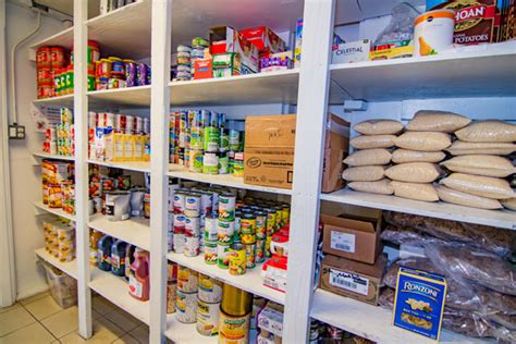food pantry needs st matthew s house