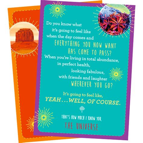 notes from the universe on abundance a 60 card deck ebook tut the universe talks mike dooley