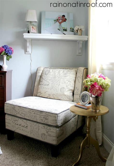 Master Bedroom Reading Nook Master Bedroom Makeover Neutral Yet Beautiful