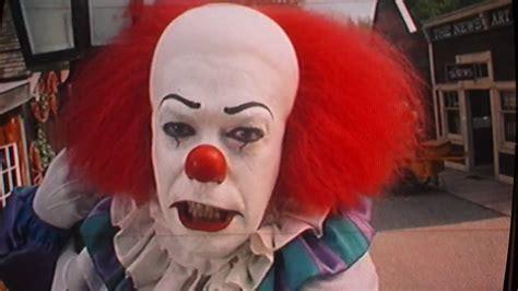 film it the clown it movie scene youtube
