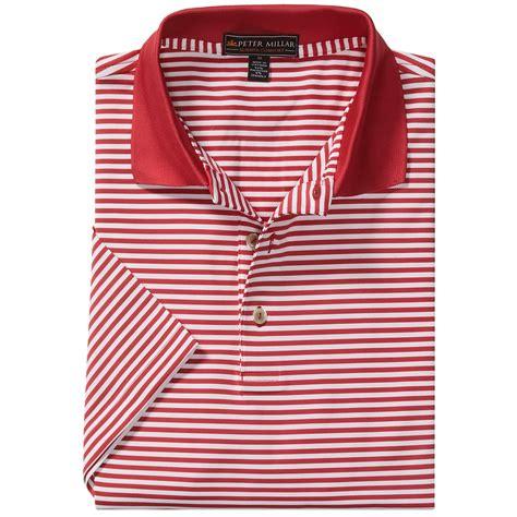 peter millar summer comfort peter millar competition stripe summer comfort polo shirt