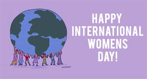 Happy International Womens Day by The Resilient Happy International S Day