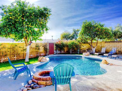 sle pool scottsdale home heated pool pool table sle vrbo