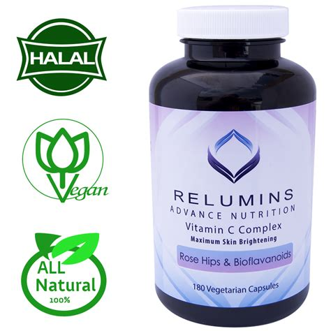Vitamin Max C Relumins Advance Vitamin C Max Skin Whitening Complex