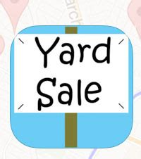 Yard Sale Finder Mobile Al Mobile Apps For Finding Yard Sales Thrift Shops Flea Markets