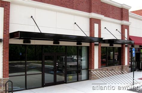 commercial metal awning architectural structures metal awnings atlantic awning