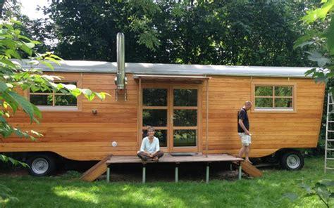 Bauwagen Als Gartenhaus