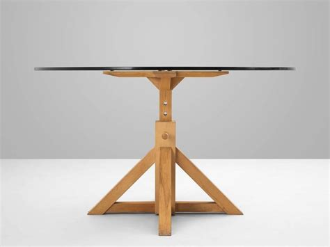 adjustable height dining table base pedestal dining table with height adjustable wooden base