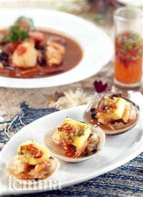 Kerang Madu kerang udang saus pad thai