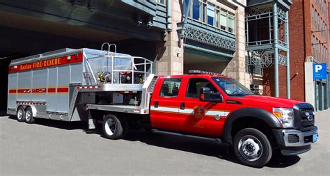 boston shelter rescue trailer boston massachusetts department rescue trucks by unruh