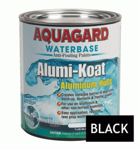 waterbased bottom paint for boats aquagard ii alumi koat anti fouling waterbased boat bottom