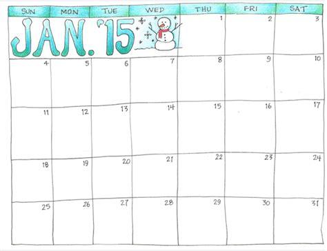 free cute printable calendar templates 2015 hot girls