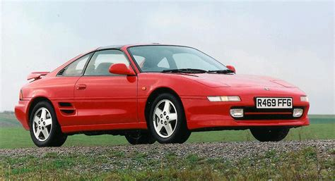 Toyota Mr2 Review Toyota Mr2 Coupe Review 1990 2000 Parkers