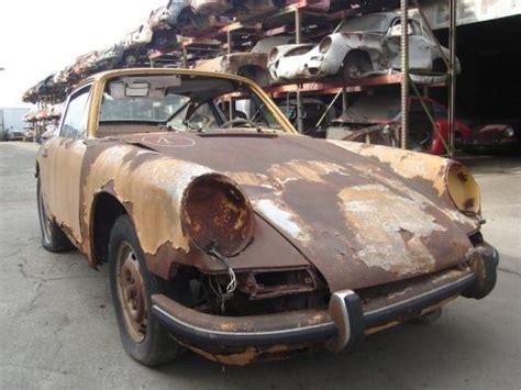 Porsche For Restoration For Sale by 1957 Porsche 356 Project For Sale