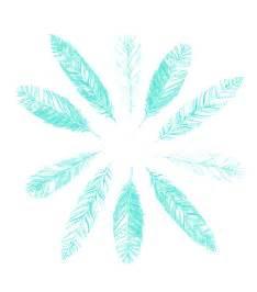 feather pattern tumblr reblog