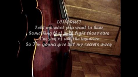 secret lyrics acoustic onerepublic secrets lyrics acoustic live