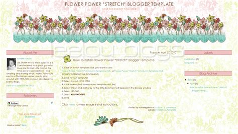 free blog templates for blogger html butterflygirlms rambles on 3 new spring designs