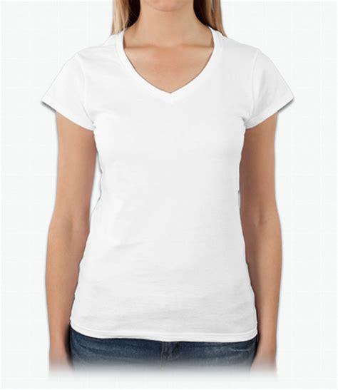 Kaospolos Gildan Softstyle V Neck custom gildan 4 5 oz softstyle junior fit v neck t shirt design