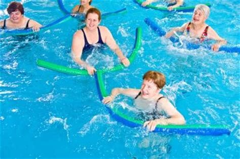 water exercises for abs healthy living