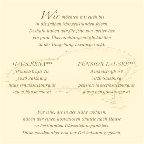 Hochzeitseinladung Unterkunft by Altarfalz Einlagekarten Rosige Zeiten Mit Herz