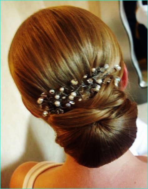 peinados recogidos para damas de honor con pelo largo peinado recogido para dama de honor peinados de moda