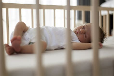 in the room where you sleep baby sleeping in same room associated with less sleep unsafe sleep habits penn state