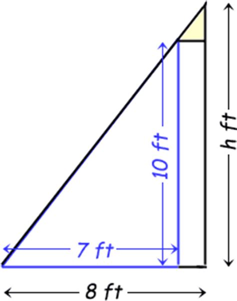 cross sectional area of a cone surface area of an open ended cone math central