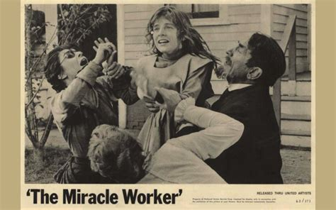 The Miracle Worker With Subtitles The Miracle Worker 1962 Dvd Talk Review Of The