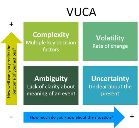 managers and the environment strategies for business books what is vuca and what are the best leadership strategies