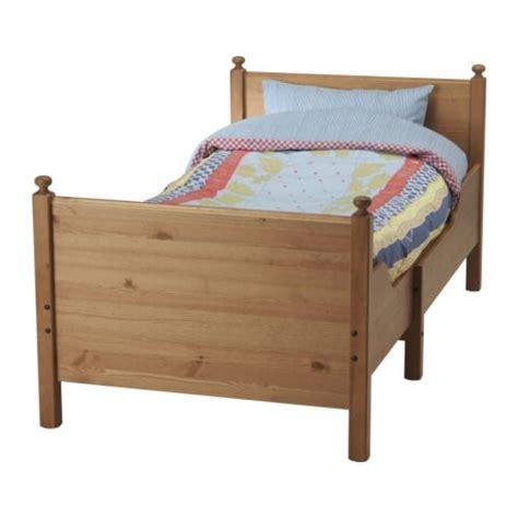 ikea extendable bed leksvik bed