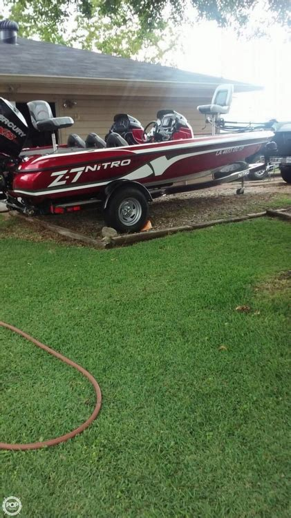 used nitro bass boats in texas 2006 used nitro 911 cdc bass boat for sale 25 600