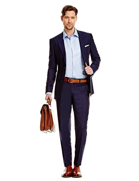 Sliming Suit 3 In 1 s navy twill slim fit suit 120s wool suit hawes curtis