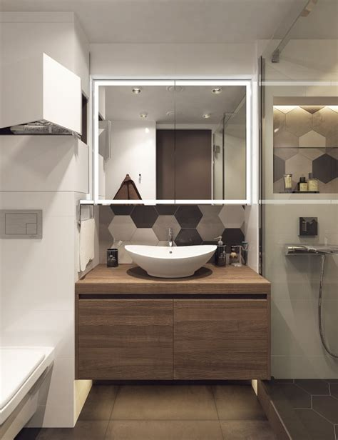 simple elegant bathrooms 4 cute and stylish spaces under 50 square meters