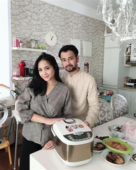 Celana Pendek Be Humble intip gaya busana nagita di rumah piyamanya lucu
