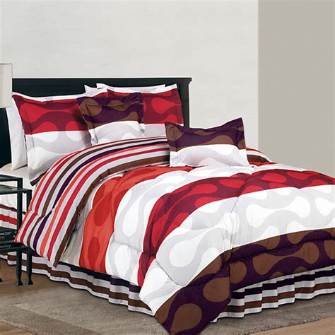 duck river comforter set duck river textile 6 piece comforter set