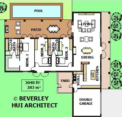 house plans architect 17 best ideas about single storey house plans on
