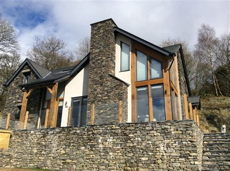 self build timber frame cumbria