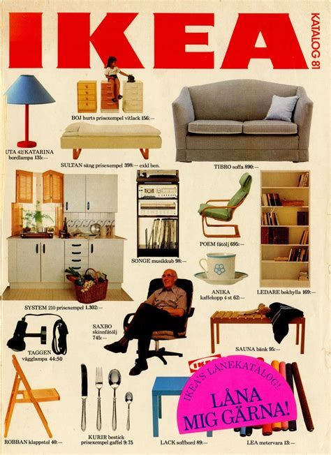 ikea catalog cover 1985 62 best images about ikea catalogue covers on pinterest