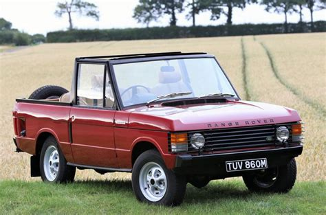 convertible land rover vintage land rover archives classiccarweekly net