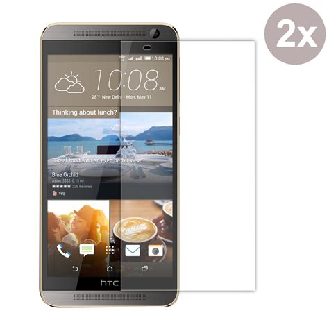 Tempered Glass Htc One E9 Ultra htc one e9 plus tempered glass screen protector pdair 10