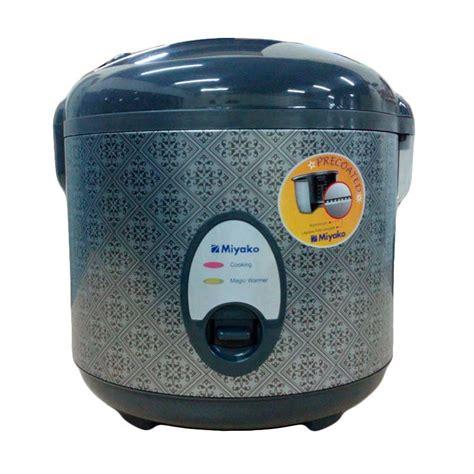 Rice Cooker Miyako Mcm 508 Sbc harga miyako 18bh rice cooker diskon 7 setiap hari