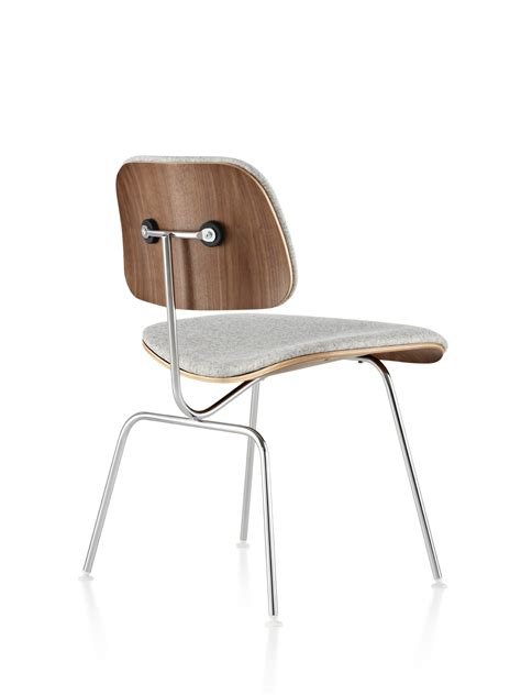 Dining Chair Eames by Eames Molded Plywood Dining Chair With Metal Base
