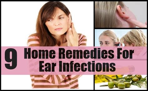 9 top home remedies for ear infections remedies