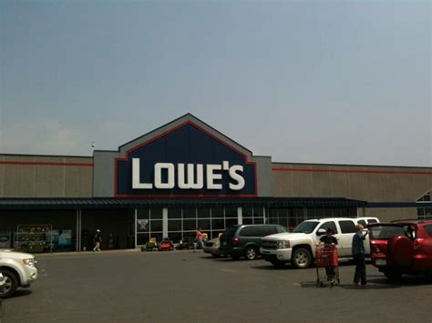 lowe s home improvement warehouse of dubois building