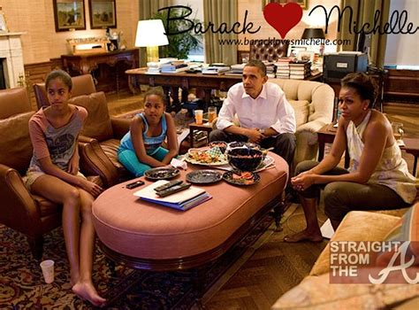 obama residence obama family in the white house residence
