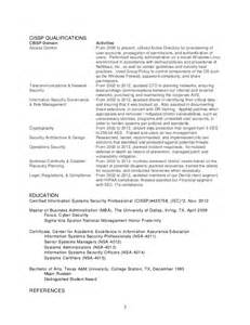 information security officer resume blum