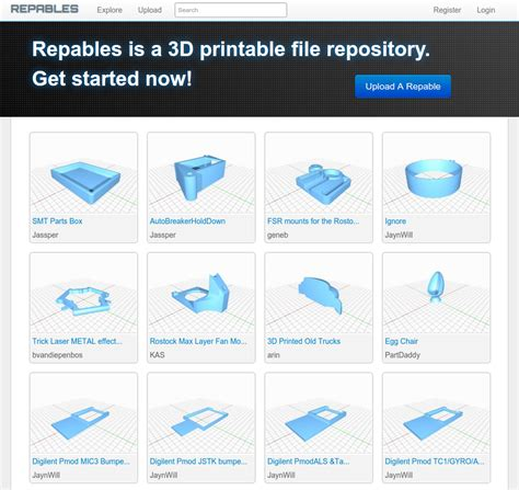 best free file 20 best to free stl files to 3d print