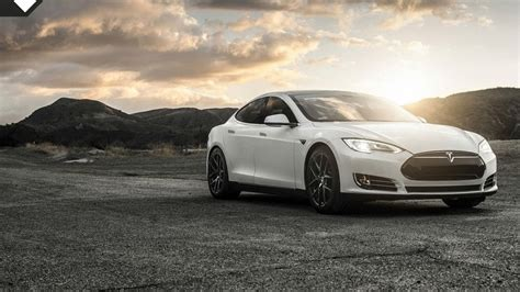 Tesla Model S White Tesla Model S White Wallpaper